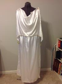 Grecian dress costume