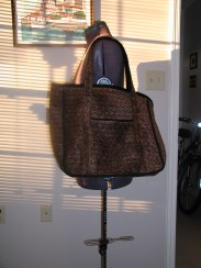 Jana's quilted tote