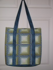 Kay's quilted tote