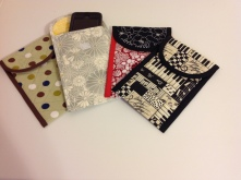 Cellphone pouches